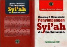 penyimpangan syiah di Indonesia